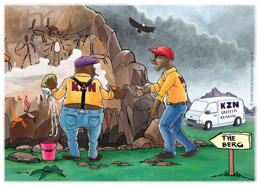 cartoon_kwazulu_natal