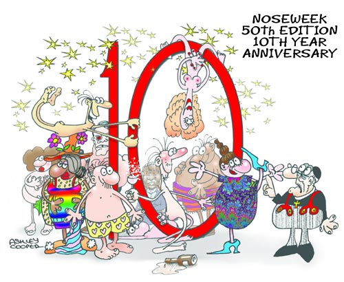noseweek10thanniversary