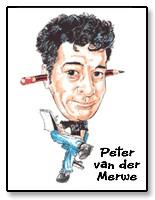 Peter van de Merwe