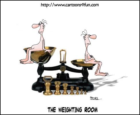 weightingroom